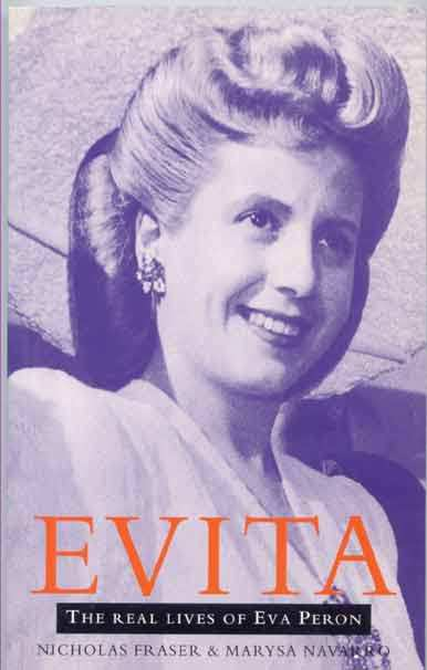 THE REAL LIVES OF EVA PERON