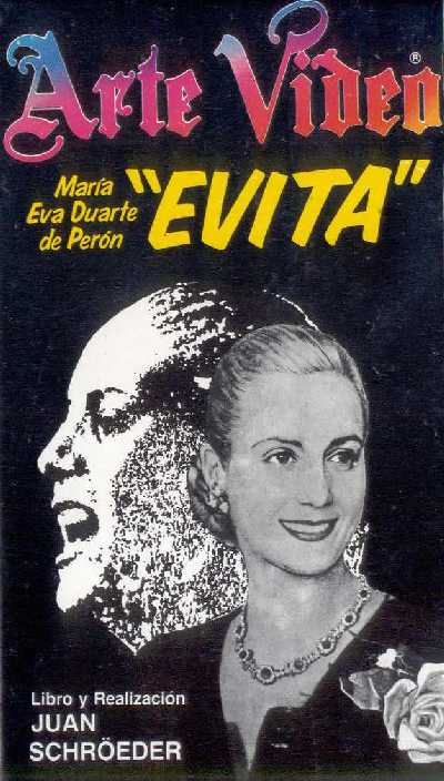 VIDEO ARGENTINO SOBRE EVA PERON